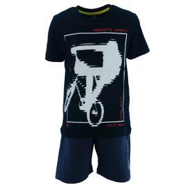 Παιδικό Σετ-Σύνολο Amaretto A1006 Μαύρο Αγόρι