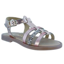 Παιδικό Σανδάλι Su Sandals 3079 Ροζ Χρυσό