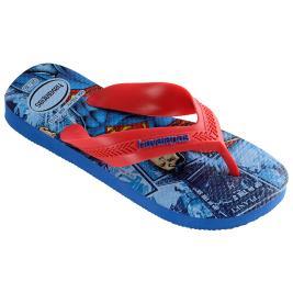Παιδική Σαγιονάρα Havaianas 4130302-3847 Μπλε Κόκκινο
