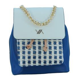Γυναικεία Τσάντα Verde 16-0005572 Μπλε