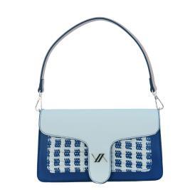Γυναικεία Τσάντα Verde 16-0005574 Μπλε