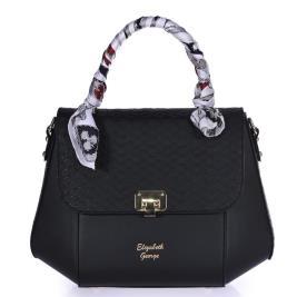Γυναικεία Τσάντα Elizabeth George Sissy 845-1 Μαύρο