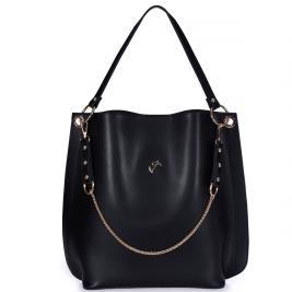 Γυναικεία Τσάντα Veta 5080-1 Μαύρο