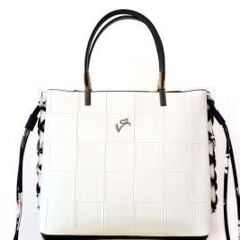 Γυναικεία Τσάντα Veta 5088-102 Λευκό