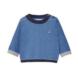 Βρεφική Μπλούζα Mayoral 10-02338-024 Μπλε Αγόρι