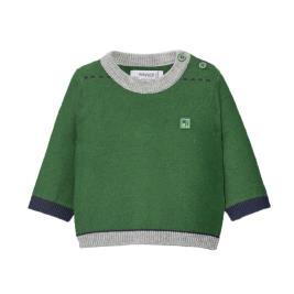 Βρεφική Μπλούζα Mayoral 10-02338-025 Πράσινο Αγόρι