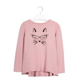 Παιδική Μπλούζα Mayoral 10-07072-081 Ροζ Κορίτσι