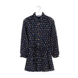 Παιδικό Φόρεμα Mayoral 10-07972-016 Μπλε Κορίτσι