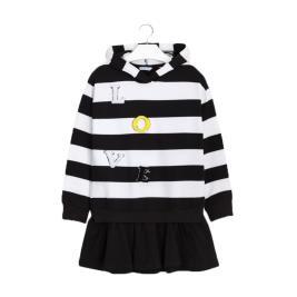 Παιδικό Φόρεμα Mayoral 10-07976-010 Μαύρο Κορίτσι