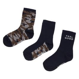 Παιδικές Κάλτσες Σετ Mayoral 10-10872-085 Μπλε ΠαραλλαγήΑγόρι