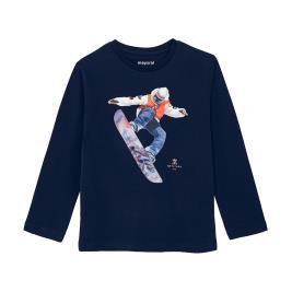 Παιδική Μπλούζα Mayoral 10-04039-085 Μπλε Αγόρι