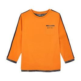 Παιδική Μπλούζα Mayoral 10-04041-057 Πορτοκαλί Αγόρι