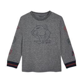Παιδική Μπλούζα Mayoral 10-04044-047 Ανθρακί Αγόρι