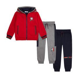 Παιδική Φόρμα-Σετ Mayoral 10-04814-094 Κόκκινο Αγόρι