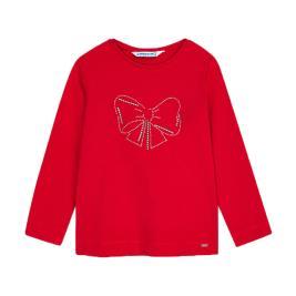 Παιδική Μπλούζα Mayoral 10-00178-074 Κόκκινο Κορίτσι