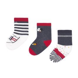 Βρεφικές Κάλτσες Σετ Mayoral 10-09305-010 Μαρέν Αγόρι
