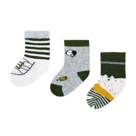 Βρεφικές Κάλτσες Σετ Mayoral 10-09305-011 Πράσινο Αγόρι
