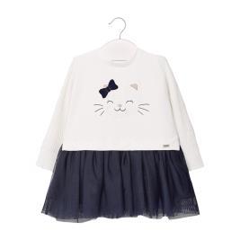 Βρεφικό Φόρεμα Mayoral 10-02970-031 Μπλε Κορίτσι