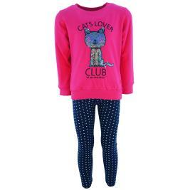 Παιδικό Σετ-Σύνολο Εβίτα 203227 Φούξια Κορίτσι
