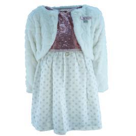 Παιδικό Φόρεμα Εβίτα 203276 Εκρού Κορίτσι