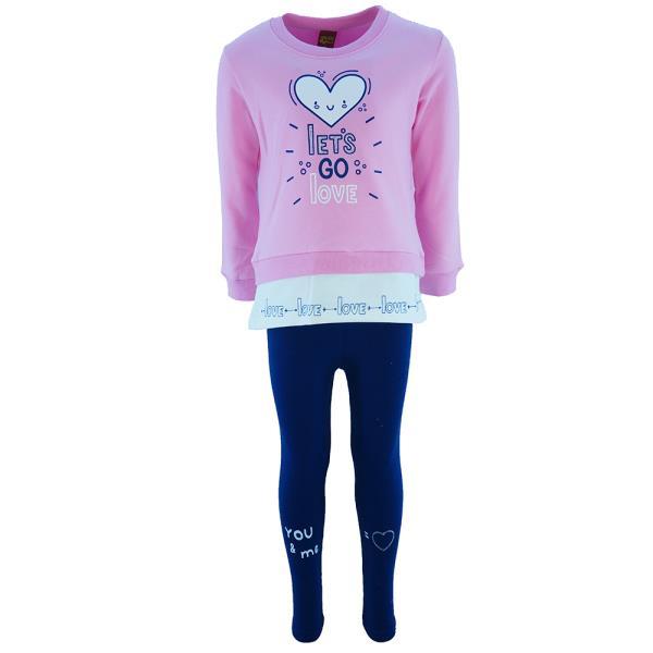 Παιδικό Σετ-Σύνολο Trax 38741 Ροζ Κορίτσι