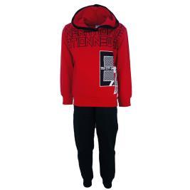 Παιδική Φόρμα-Σετ Trax 38811 Κόκκινο Αγόρι