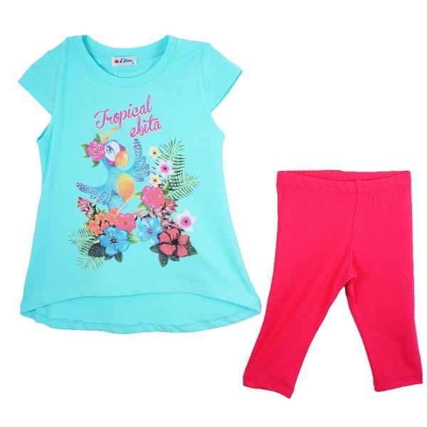 1e88c7a38d3 Παιδικό Σετ-Σύνολο Εβίτα 158263 Σιέλ Κορίτσι. Παιδικά Ρούχα ...