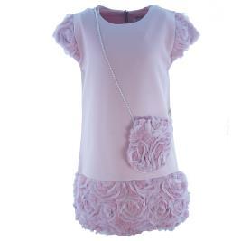 Παιδικό Φόρεμα Εβίτα 203033 Ροζ Κορίτσι