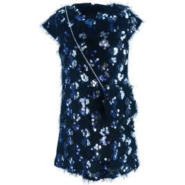 Παιδικό Φόρεμα Εβίτα 203031 Μαύρο Κορίτσι