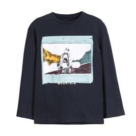 Παιδική Μπλούζα Mayoral 10-07051-054 Μπλε Αγόρι
