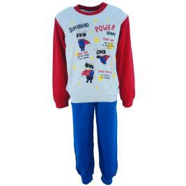 Παιδική Πυτζάμα Dreams 202854 Μελανζέ Αγόρι
