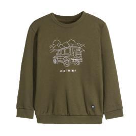 Παιδική Μπλούζα Mayoral 10-07461-082 Λαδί Αγόρι