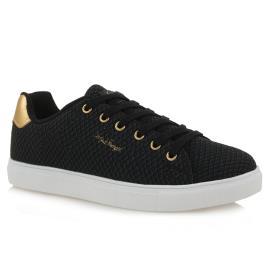 Γυναικείο Sneaker Renato Garini 15WC0015E Μαύρο Φίδι