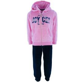 Παιδική Φόρμα-Σετ Joyce 202140 Ροζ Κορίτσι