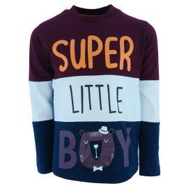 Παιδική Μπλούζα NCollege 31-912 Μπορντώ Αγόρι