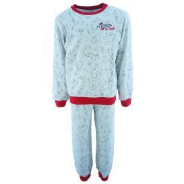 Παιδική Πυτζάμα Dreams 202856 Μελανζέ Κόκκινο Αγόρι