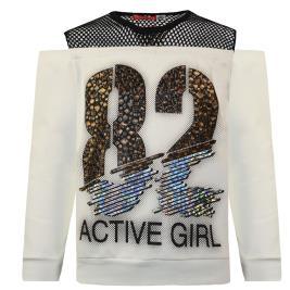 Παιδική Μπλούζα Energiers 16-120234-5 Εκρού Κορίτσι