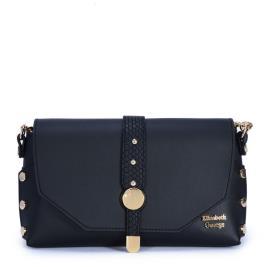 Γυναικεία Τσάντα Elizabeth George Maggie 799-1 Μαύρο