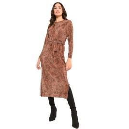 Γυναικείο Φόρεμα Pink Woman 6087.220 Multi