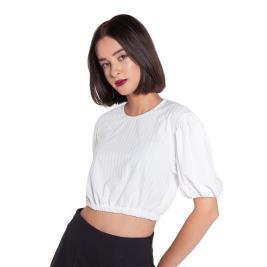 Γυναικεία Μπλούζα Anel 48674 Λευκό