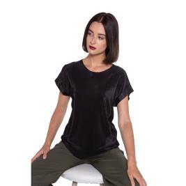 Γυναικεία Μπλούζα Anel 48628 Μαύρο