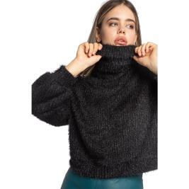 Γυναικεία Μπλούζα Anel 48829 Μαύρο