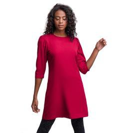 Γυναικείο Φόρεμα Anel 57283 Μπορντώ