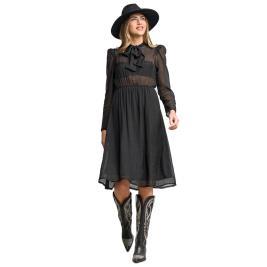Γυναικείο Φόρεμα Anel 57265 Μαύρο