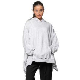 Γυναικεία Μπλούζα Noobass 01-0681 Γκρι