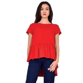 Γυναικεία Μπλούζα Noobass B3-103 Κόκκινο