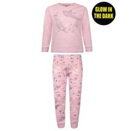 Παιδική Πυτζάμα Energiers 35-120303-9 Ροζ Κορίτσι