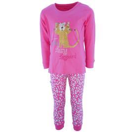 Παιδική Πυτζάμα Energiers 35-119302-9 Φούξια Κορίτσι