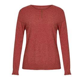 Γυναικεία Μπλούζα Celestino SH1709.9985 Κεραμιδί