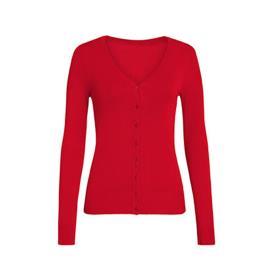 Γυναικεία Ζακέτα Celestino WH1369.5206 Κόκκινο